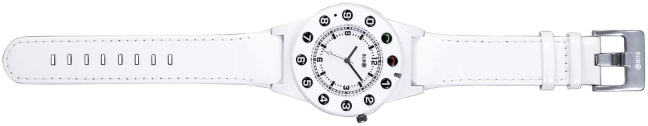 Burg Watch Phone wit - horloge met gsm